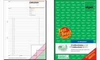 sigel Formularbuch Lieferschein, A5, 2 x 50 Blatt