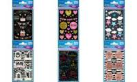 AVERY Zweckform ZDesign Geschenke-Sticker Herzen