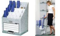 Fellowes BANKERS BOX SYSTEM Archiv-Rollenständer Roll/Stor