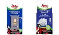 Poliboy Ersatzklingen für Glaskeramik Schaber, 8 Stück
