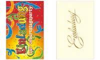 SUSY CARD Einladungskarten - Allgemein Konfetti