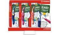 STABILO Tintenroller EASYoriginal Marbled Colors 9er Display