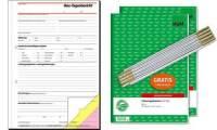 sigel Formularbuch Bautagebuch, A4, + GRATIS Zollstock