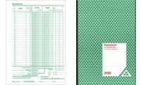 RNK Verlag Kassenbuch, DIN A4, mit Umsatzsteuererfassung