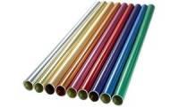 folia Alu-Bastelfolie, (B)500 x (L)780 mm, silber / silber