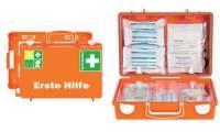 SÖHNGEN Erste-Hilfe-Koffer SN-CD, nach DIN 13157, orange