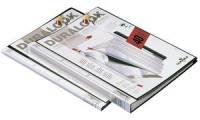 DURABLE Sichtbuch DURALOOK Plus, mit 10 Sichthüllen, schwarz