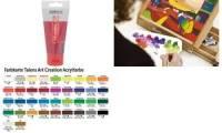 ROYAL TALENS Acrylfarbe ArtCreation, rotviolett hell, 75 ml