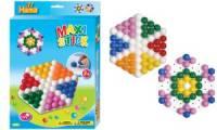 Hama Maxi Stick Stecker Sechseck, Geschenkpackung