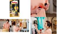 Pattex Montagekleber-Stempel click & fix, gebrauchsfertig