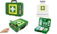 CEDERROTH Erste-Hilfe-Koffer, Inhalt nach DIN 13157