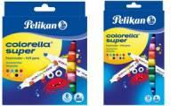 Pelikan Fasermaler Colorella Super, Keilspitze, 12er Etui
