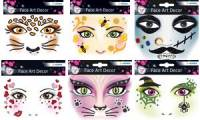 HERMA Face Art Sticker Gesichter Hexe