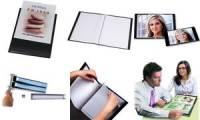 rillstab Präsentations-Sichtbuch Original, A4, 10 Hüllen