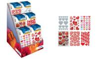 HERMA Sticker DECOR d'Amour, Thekendisplay
