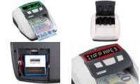 ratiotec Geldscheinprüfgerät Soldi Smart Pro, grau