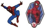 KWM Applikation Spiderman Spidey