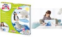 FIMO kids Modellier-Set Form & Play Polar, Level 2
