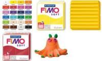 FIMO SOFT Modelliermasse, ofenhärtend, windsorblau, 57 g