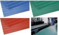 miltex Arbeitsplatzmatte Heron Floorline, (B)600 mm, rot