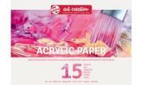 ROYAL TALENS ArtCreation Künstlerblock Acryl, A4