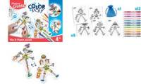 Maped Creativ COLOR & PLAY Kreativset Puzzle Mix & Match