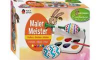 HEITMANN Eiermalmaschine Malermeister, inkl. 1 Pinsel