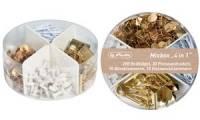 herlitz Bürokleinteile-Mixbox 4 in 1 Pure Glam