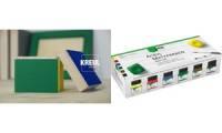 KREUL Acryl-Mattfarbe, Basis-Set 6 x 20 ml