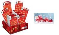 HERMA Weihnachts-Sticker DECOR Sterne gold, im Display