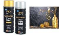 KREUL Blattmetall Effect-Spray Home Design ART DECO, gold