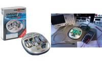 ANSMANN Lade- und Pflegestation ENERGY 8 plus, für Akkus