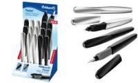 Pelikan Twist Trend-Schreibgeräte Black/Silver, im Display