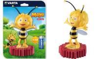 VARTA Nachtlicht Die Biene Maja, 3x Mignon AA Batterien