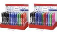 STABILO Fineliner sensor, 48er Display - 8 Farben