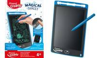 Maped Creativ LCD Schreib- & Maltafel MAGICAL TABLET, blau